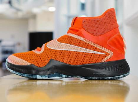 Mom-Appreciating Basketball Shoes - This Nike Zoom Shoe Celebrates Skylar Diggins' Mother