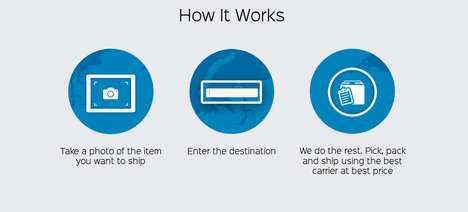 Shipping-Simplifying Apps - The Qikship App Allows For Hassle-Free On-Demand Shipping