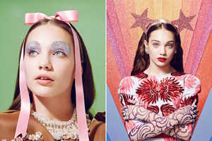 Maddie Ziegler is Photographed for Paper Magazine's Youth Issue