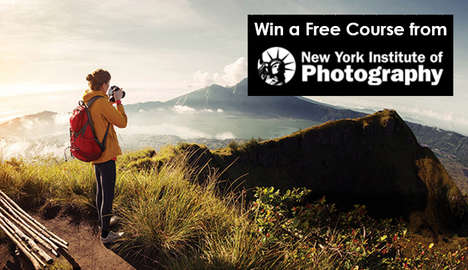 Free Photography Course Contests - The New York Institute of Photography Ran a Contest for Students