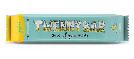 Nutritionally Complete Bars - Joylent's 'Twenny Bar' Provides a Dose of Balanced Nutrition on the Go