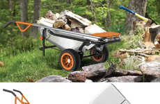 Multifunctional Garden Carts
