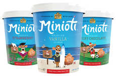 Kid-Friendly Ice Creams - This Sugar-Free Ice Cream Range is Designed for Kids