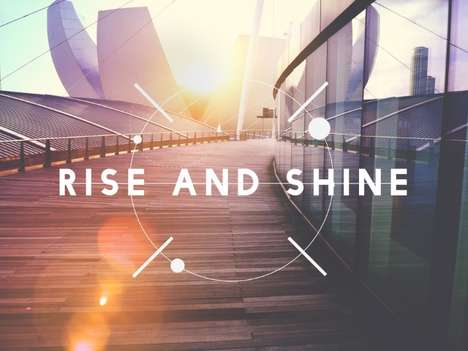 "Livestreamed Morning Shows - DigitasLBi's 'Rise and Shine' is a Livestreamed Facebook ""Feed Show"""