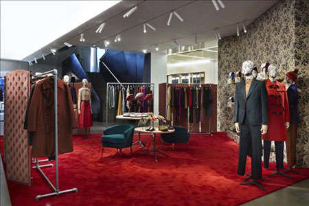 Luxury Fashion Brand Pop-Ups - The Gucci Pop-Up Brings High-End Clothing to Korean Consumers