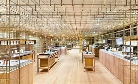 Korean Beauty Brand Flagships - The Sulwhasoo Flagship Store Features an In-House Spa