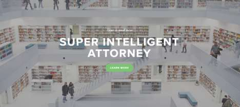Artificial Intelligence Attorneys - 'AI Ross' is a Program Designed to Speed Up Legal Research