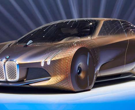 Autonomous Luxury Cars