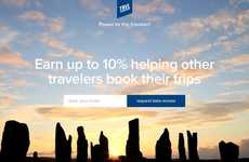 Peer-Based Trip Platforms - TRVL Travel Booking Platform Where You Can Earn 10% Helping Others