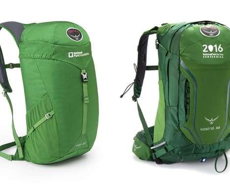 Park-Benefiting Backpacks