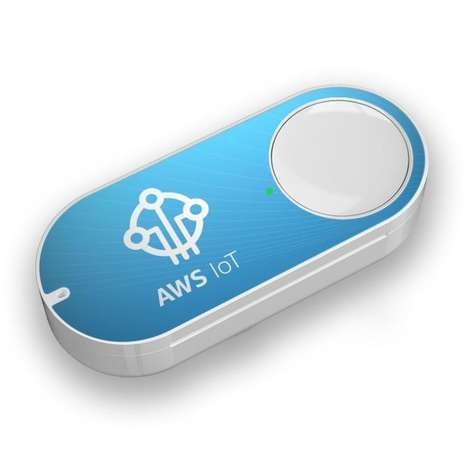 Programmable Home Dash Buttons - The AWS IoT Button Can be Used to Send Commands to Any Tech Device
