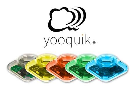 DIY Security Systems - The 'Yooquik' Cloud Security System is Installed Easily by Homeowners