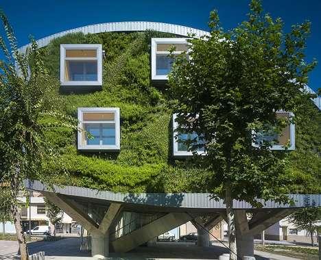 Next-Gen Sustainable Buildings