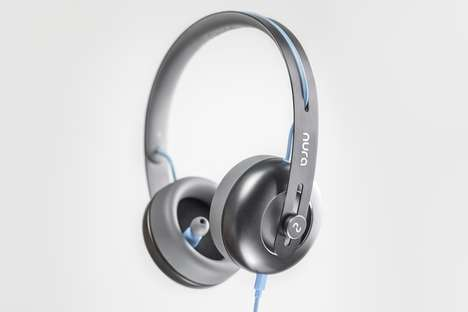 Sound-Optimizing Headphones - These Equalizing Headphones Adapt to Users' Hearing Capabilities
