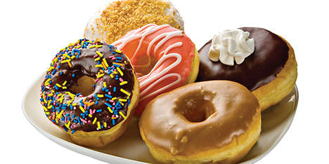 Creative Dessert Contests - This 'Doughnut Flavor Craze Contest' Offers Prizes for New Flavor Ideas