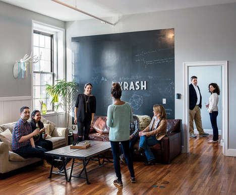 All-in-One Housing Services - 'Krash' Facilitates Modern Living Arrangements that Suit Individuals