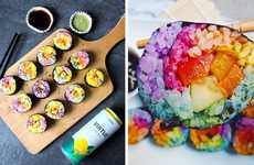 Rainbow Sushi Recipes