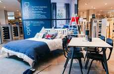 Hospitable Home-Rental Classes - Retailer John Lewis is Hosting Classes on Airbnb Hosting