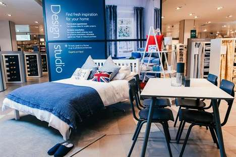 Hospitable Home-Rental Classes - Retailer John Lewis is Hosting Classes on Airbnb Hosting