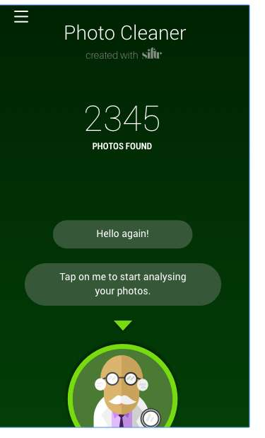 Photo-Junking Apps - The Magic Cleaner App Helps You Delete Photos From WhatsApp