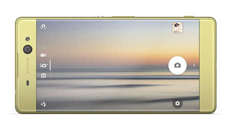 Selfie-Focused Smartphones - The Sony Xperia XA Ultra Features a Hi-Res and Large-Scale Front Camera