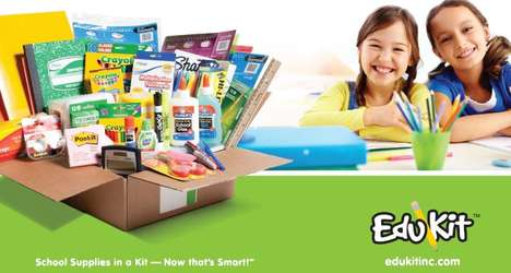 Personalized School Supply Deliveries - This Company Sends Parents Custom School Supply Kits