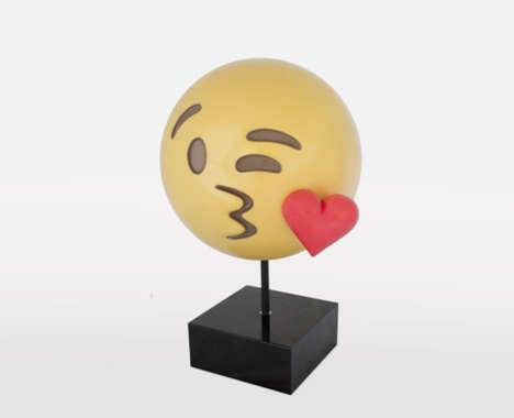 Popular Emoji Sculptures