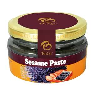 Black Sesame Spreads - This BuQa Sesame Paste is Like Asia's Own Version of Black Tahini