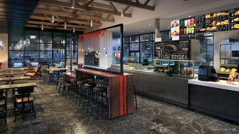 Mexican-Inspired Concept Restaurants - These Taco Bell Restaurants Will Feature Localized Designs