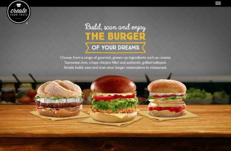 Grown-Up Burger Toppings - McDonald's Australia is Now Offering Tasmanian Brie and Grilled Haloumi