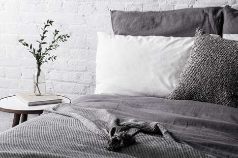 Anti-Bacterial Pillows - Silvon Uses Silver-Coated Fibers to Prevent the Growth of Bacteria