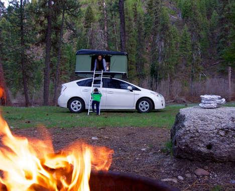 Car Pop-Up Campers