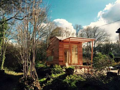 Adaptive Tiny Houses - This New Tiny House Comes In Different Sizes For Different Needs