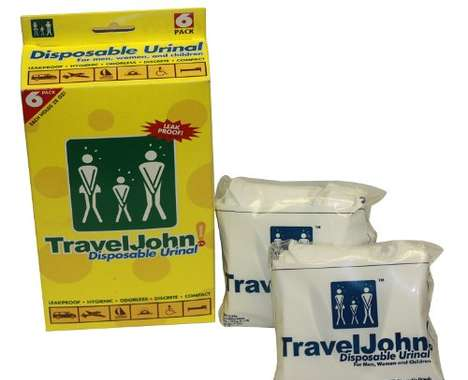 Portable Urinal Bags
