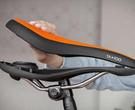 Detachable Bike Seats