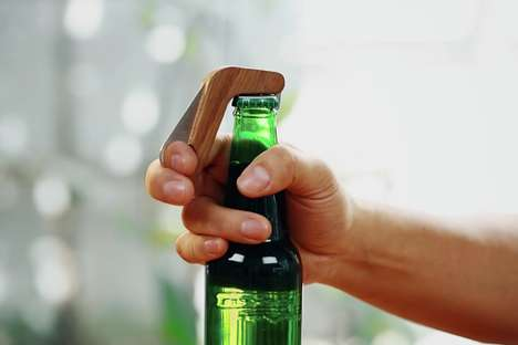 Smart Bottle Openers - These Unique Bottle Openers Share Your Drinking Status with Friends