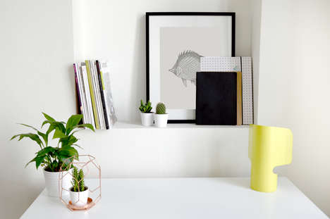 Sophisticated Cartoon Lamps - The Elmer Lamp is Reminiscent of a Familiar Elephant