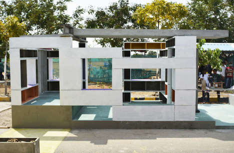 Custom Sustainable Homes - These High-Speed Houses Encourage Sustainability in India