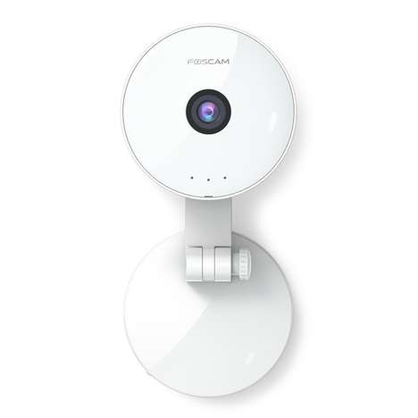 Intuitive Indoor Security Cameras - The Foscam C1 Lite Indoor Camera Keeps an Eye on the Home