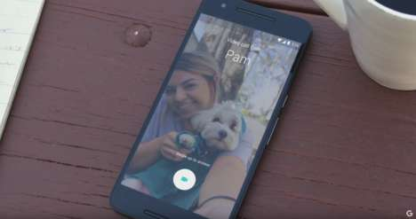 Inclusive Video Calling Apps - Google 'Duo' is a New Video Calling App for iOS and Android