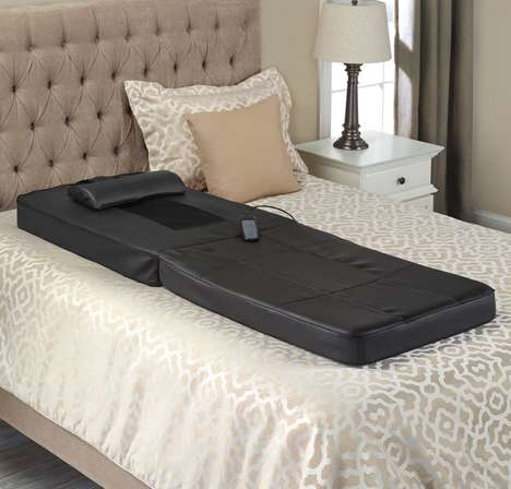 At-Home Massage Mats - The Shiatsu Massage Mat Provides a Deep Tissue Massage from Home