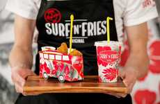 Multifaceted Fast Food Packaging