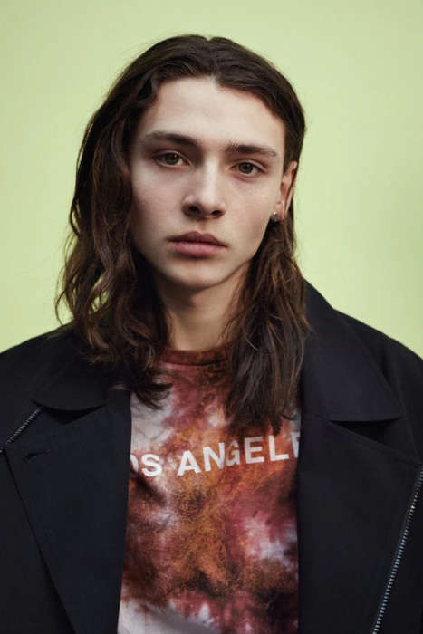 Skate-Inspired Fashion Shoots - Russian Photographer Gosha Rubchinskiy Shot Topman's Summer Line