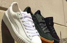 Updated Pop Star Sneakers - Rihanna's PUMA Creepers are Getting More Color Options