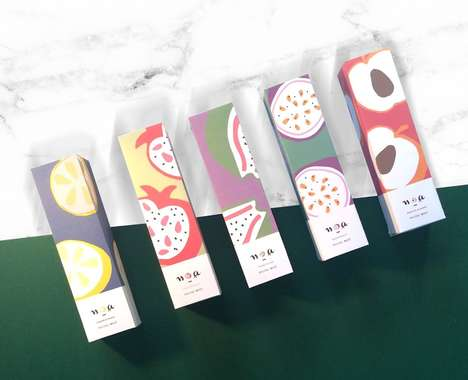 Fruity Skincare Packaging