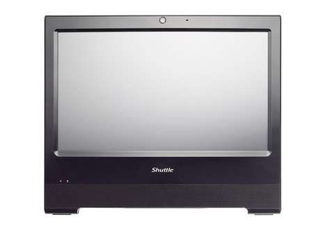 POS Touchscreen Computers - The 'Shuttle' Touchscreen PC is Ideal for Retail and Entertainment Use