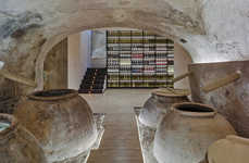 The Cehegín Wine School Was Designed by INMAT Arquitectura