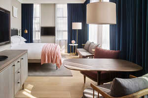The 11 Howard Hotel in NYC Was Designed by Beyer Blinder Belle
