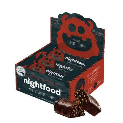 Late-Night Snack Bars - 'NightFood' Snack Bars are Formulated to Curb Evening Cravings