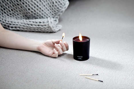 Cursing Candle Scents - The IIUVO 'Bullsh*t' Wax Votive Offers Unlikely Notes of Pepper and Citrus